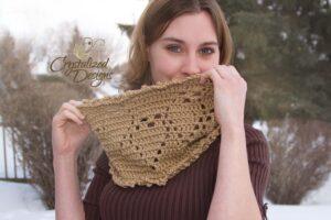 Veiled Hearts Cowl