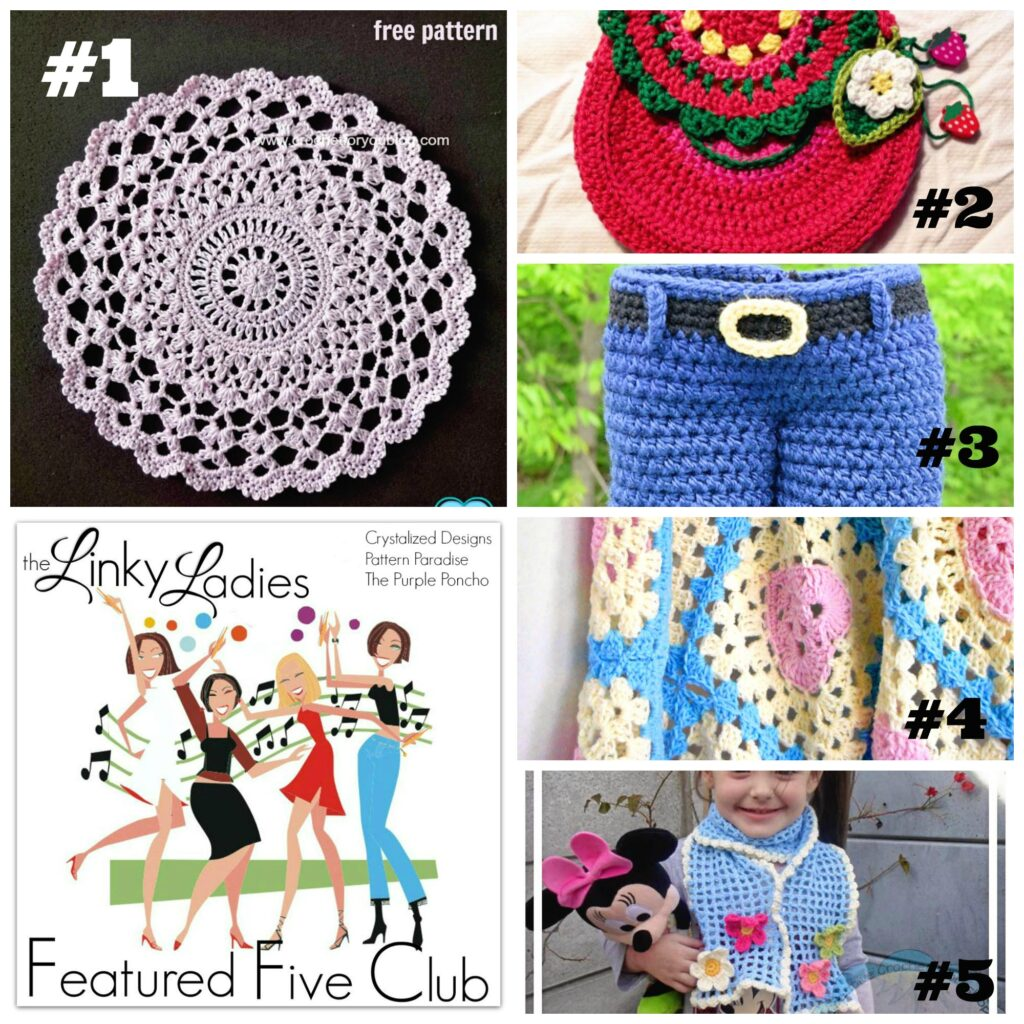 Linky Ladies Community Link Party #56
