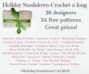 Holiday Stashdown CAL 2016 Designers