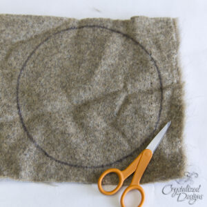 Create Fur Pom Pom for Crochet Projects