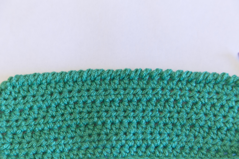 Reverse Single Crochet Tutorial