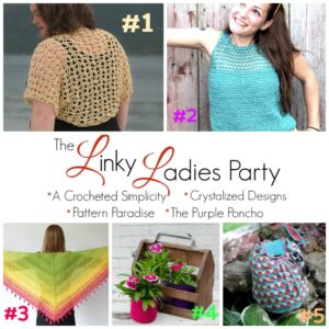 Linky Ladies #137 from Crystalized Designs