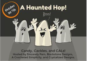 Haunted Blog Hop CAL
