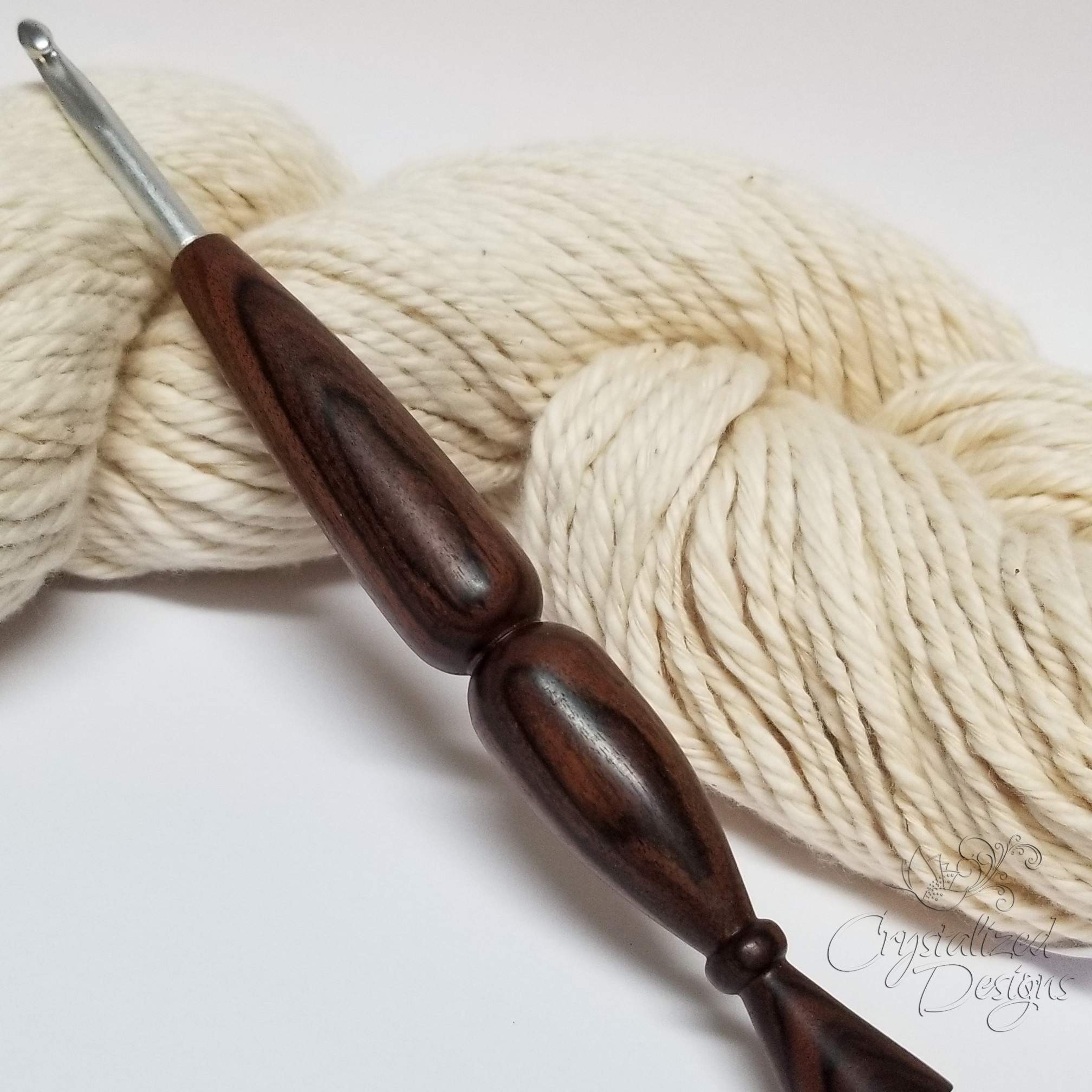 Ashley Leither Designs Hook ~ A Product Review by Crystalized Designs