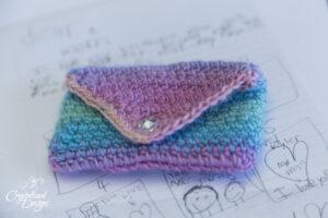 Little Loves Envelope Crochet Pattern