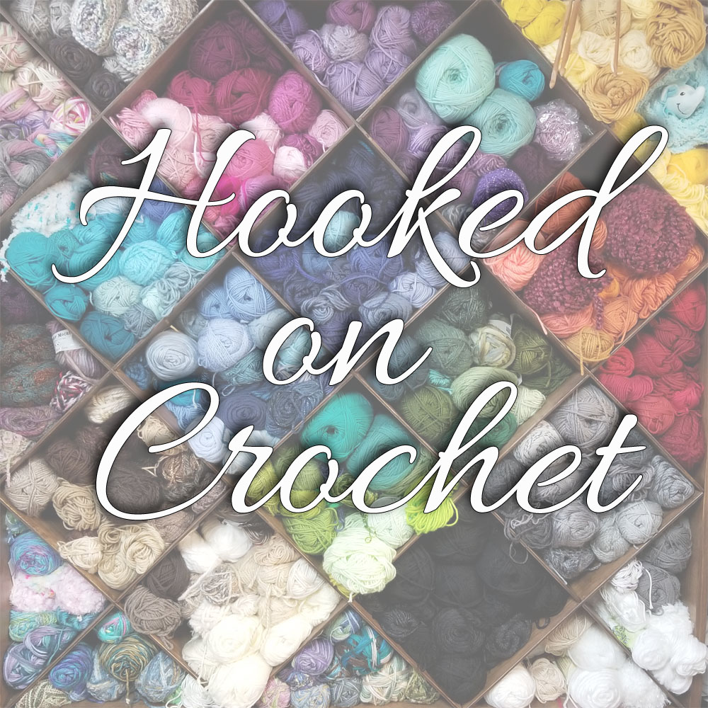 Hooked on Crochet with Crystalized Designs