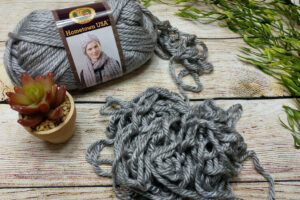 Untangle Yarn Tutorial